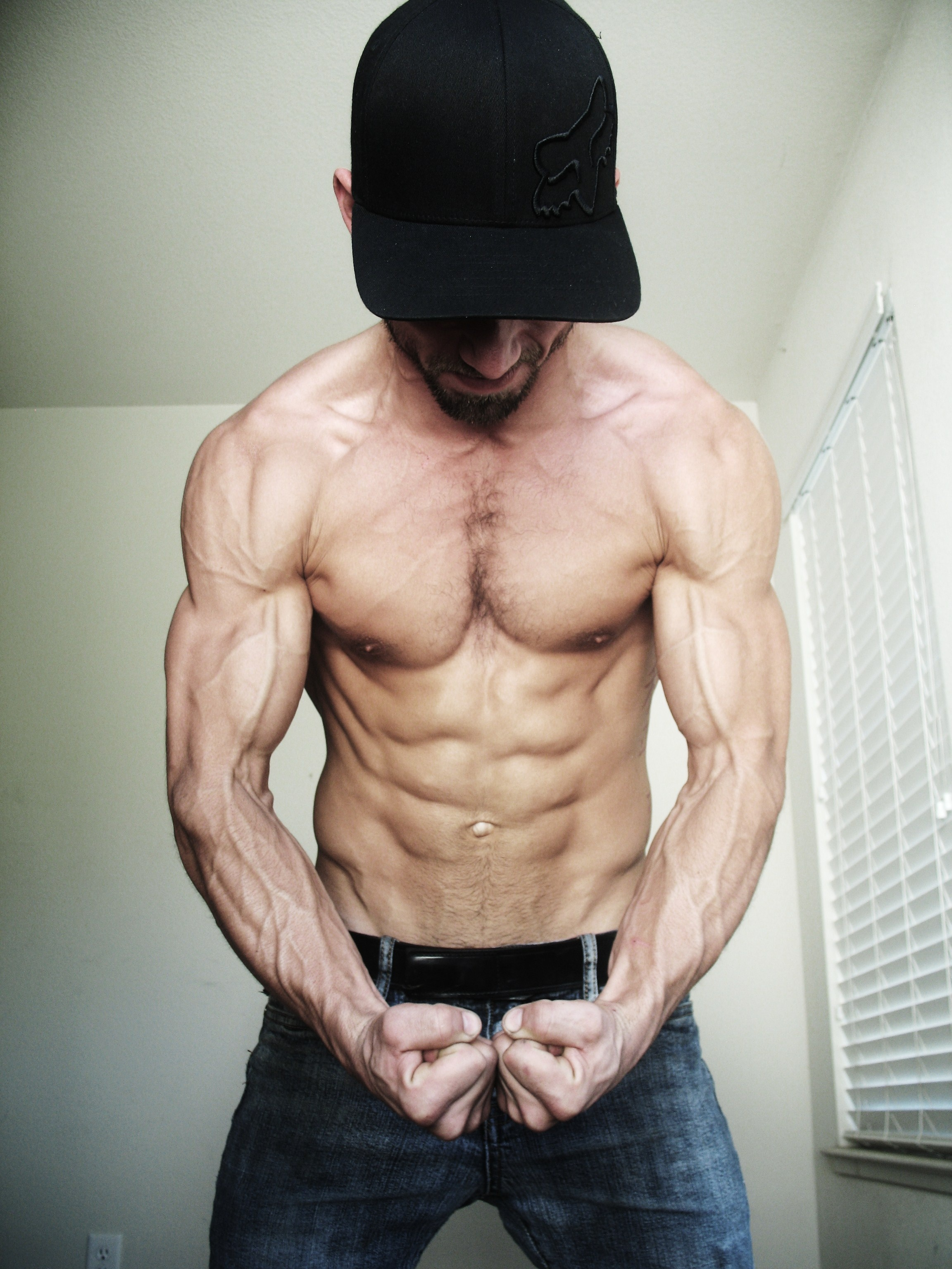 56kg Male with 5% Body Fat