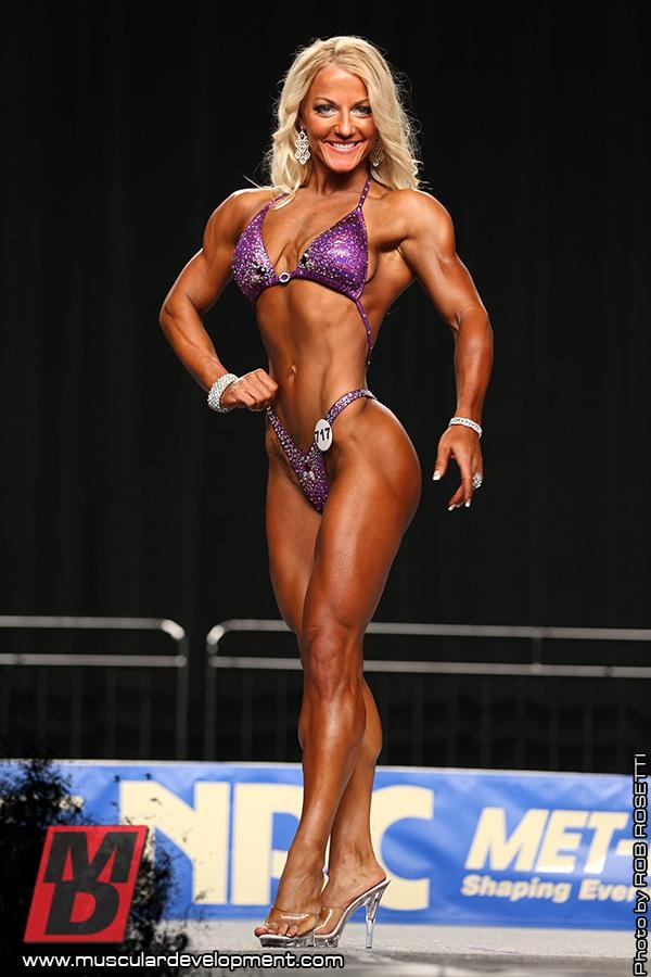 Example Photos of Different Body Fat Percentages - Sports