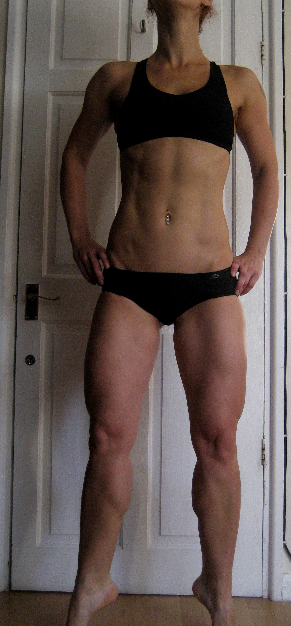 Example Photos Of Different Body Fat Percentages Sports