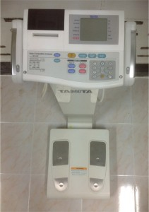 Tanita BC-418 Segmental Body Fat Analyzer
