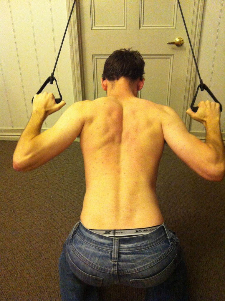 Lat Pulldown After