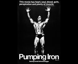 Pumping Iron Movie