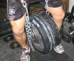 Weighted Pull Ups Plates