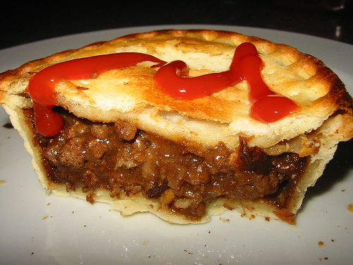 Meat Pie Calories