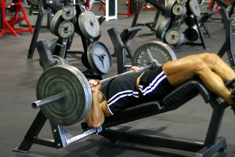 Image result for decline bench press