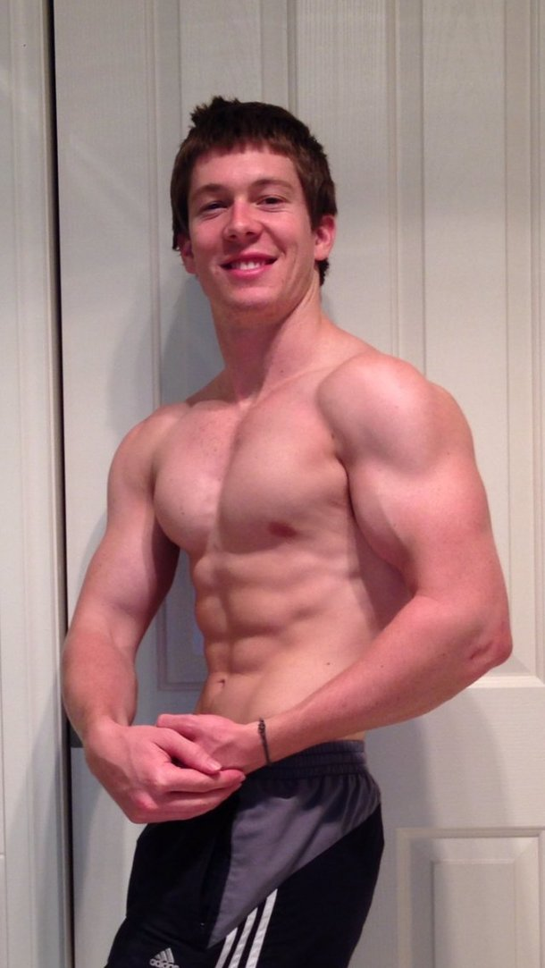 How to Get Ripped: Interview with Isaac Matthews - Sports