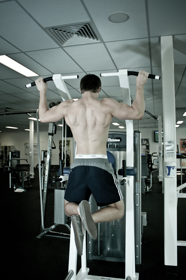 How to Get Ripped with Pullups