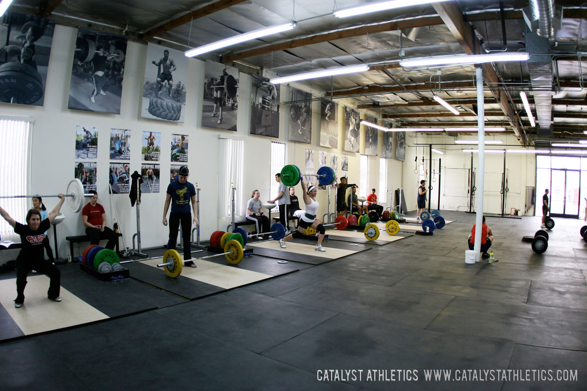 Catalyst Athletics Gym