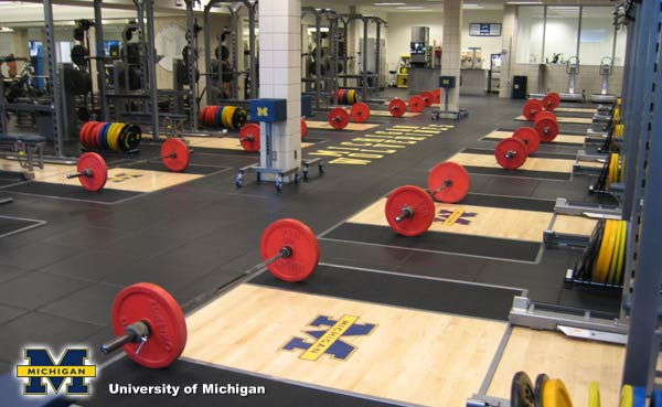 Michigan University Gym