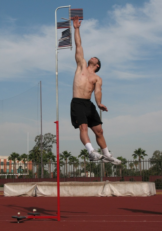 High Vertical Jump