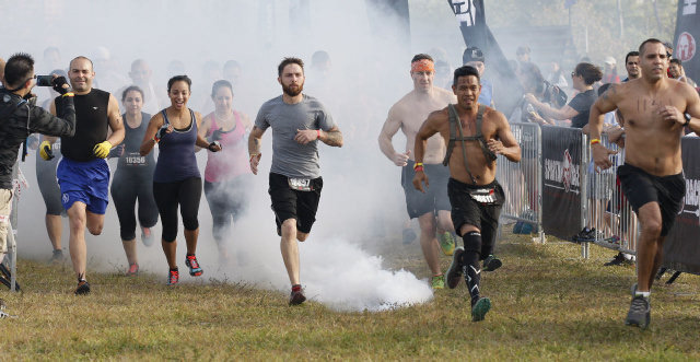 Spartan Race Run