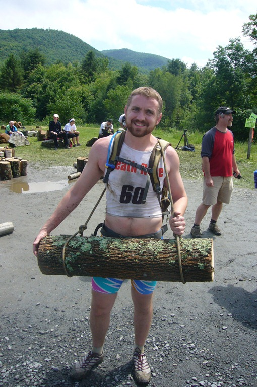 Spartan Race Weight Carry